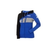 Yamaha Female Zip Hoody Latina Blue