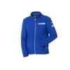 Yamaha Male Fleece Cardigan Blue