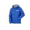 Yamaha Male Padded Jacket Blue
